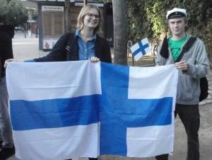 Team (reverse-)Finland