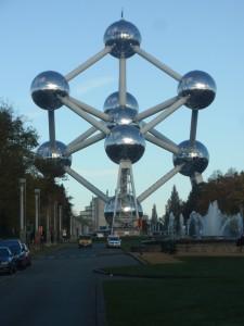 Bryssel PODH 2: Atomium