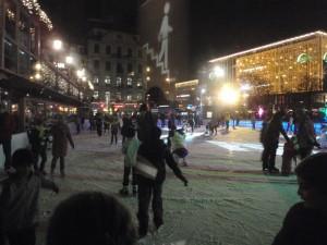 München 1: Iceskating