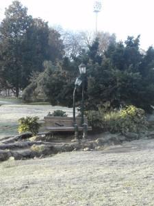 Torino 2: Park statues