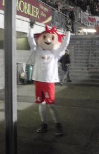 ASNL mascot