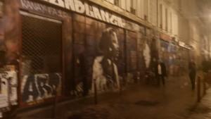 Marseille: Street art.