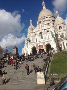 Paris: Sacré-Cœur