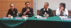 ENSIC alumni panel.