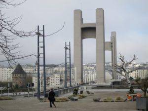 Brest, where Turku meets Minas Tirith.