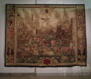 Tapestries @ ducal