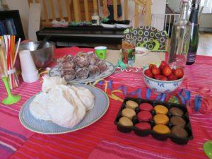 Franco-Finnish desserts.